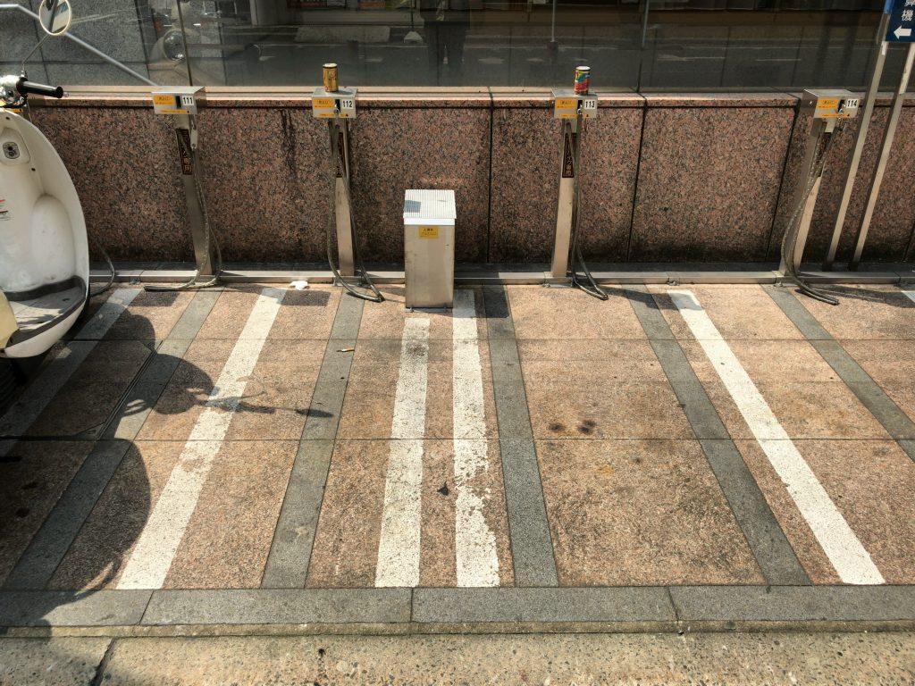サニックス博多ビル駐車場