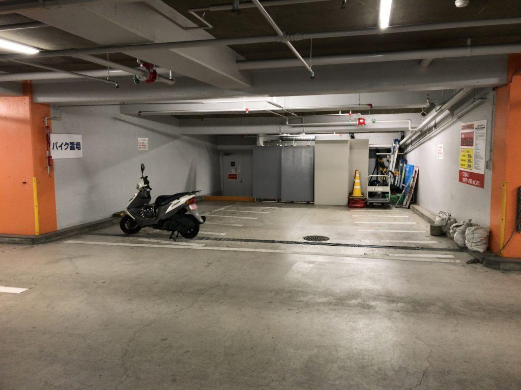 安国駐車場