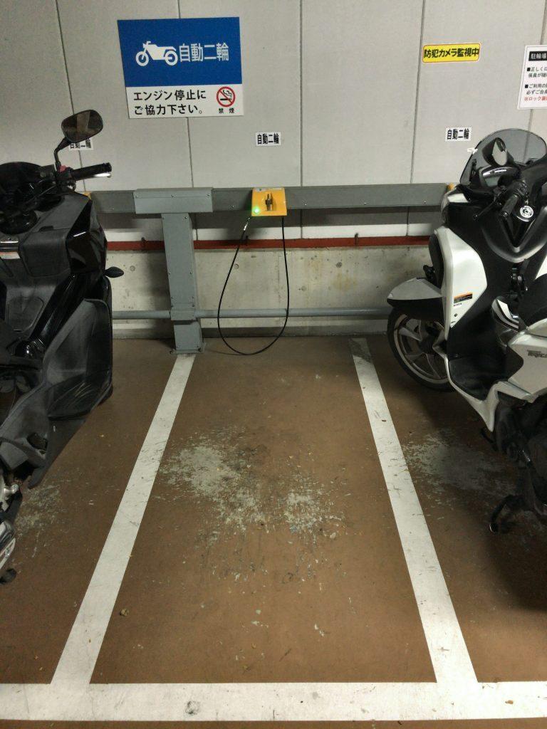 キャナルシティ第3駐輪場