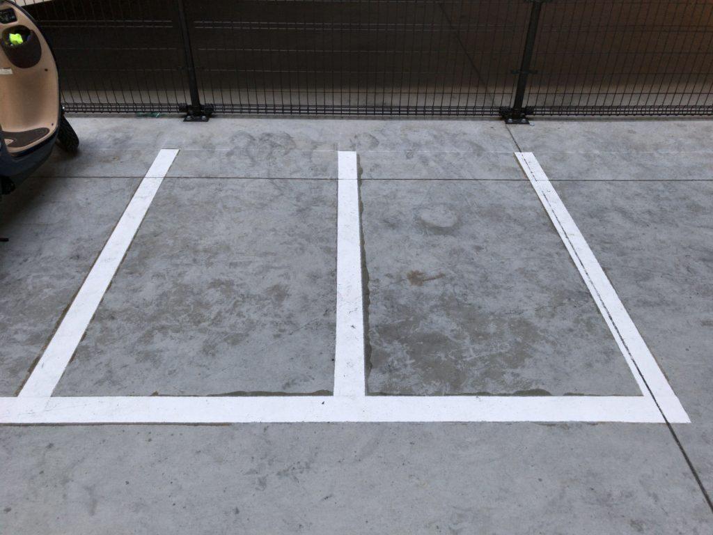 マークイズ 駐輪場